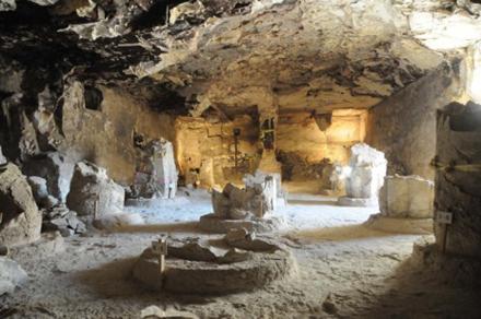 Capela de Amenhotep Huy. Proyecto Visir Amen-Hotep Huy.