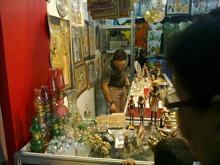 Feira dos Países: Egito no Shopping Eldorado (SP). Foto: João Carlos Moreno de Sousa. 2013.